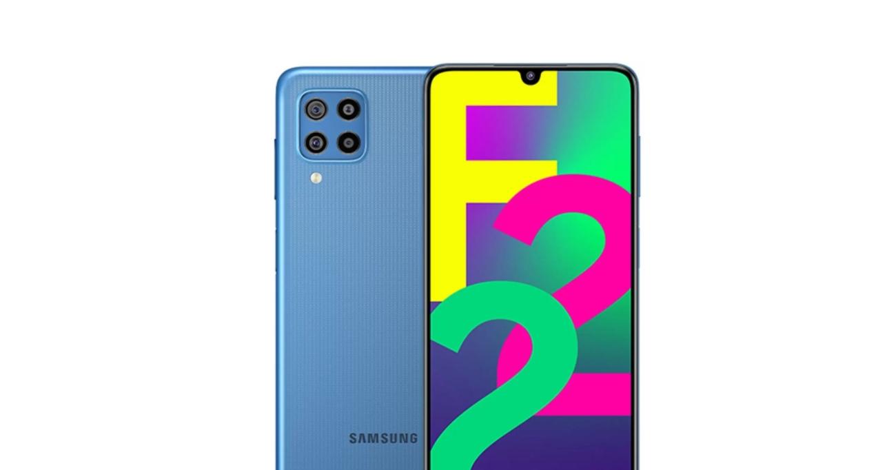 Samsung představil Galaxy F22, další lehkou modifikaci