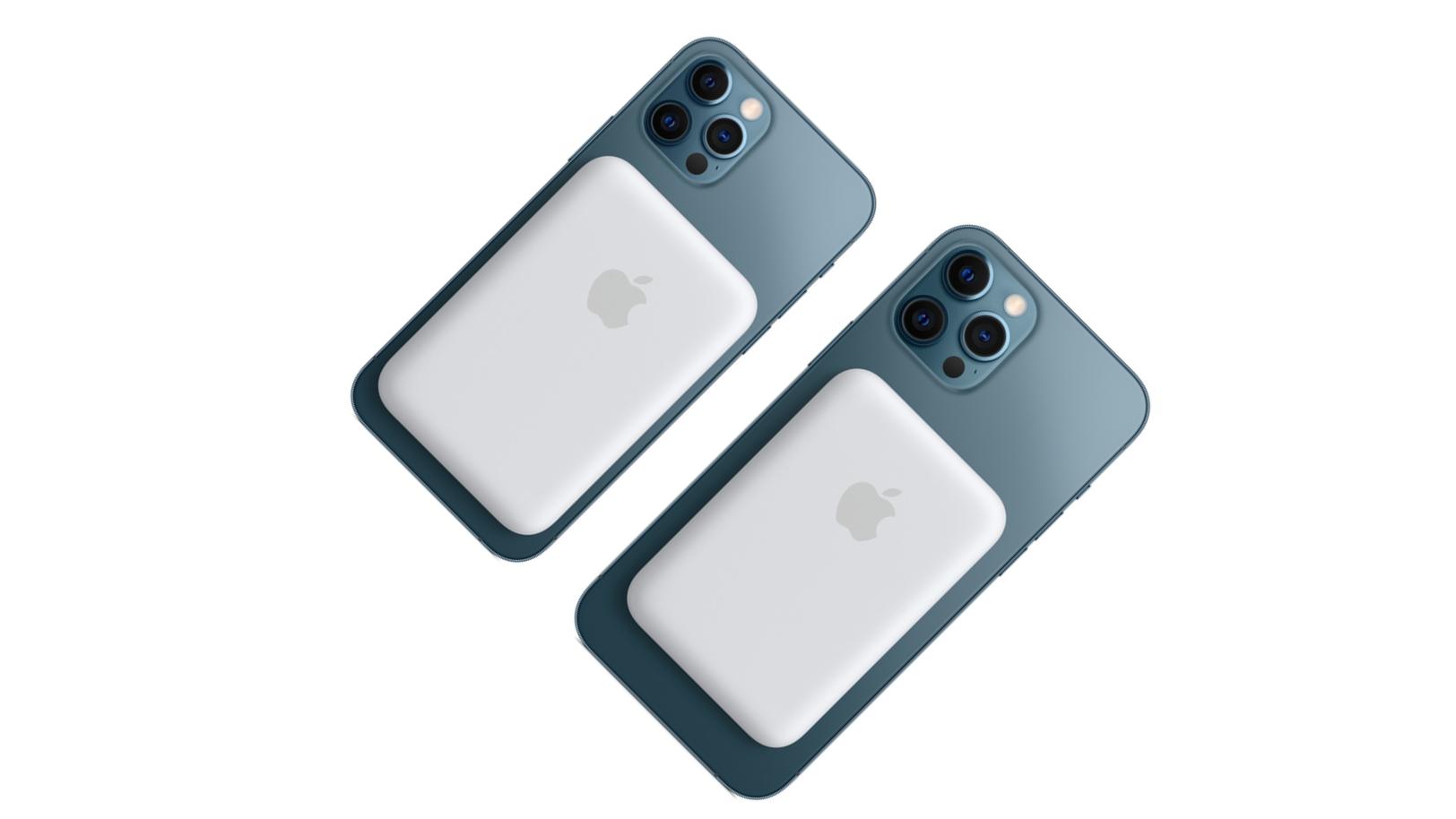 Apple Baterie MagSafe představena
