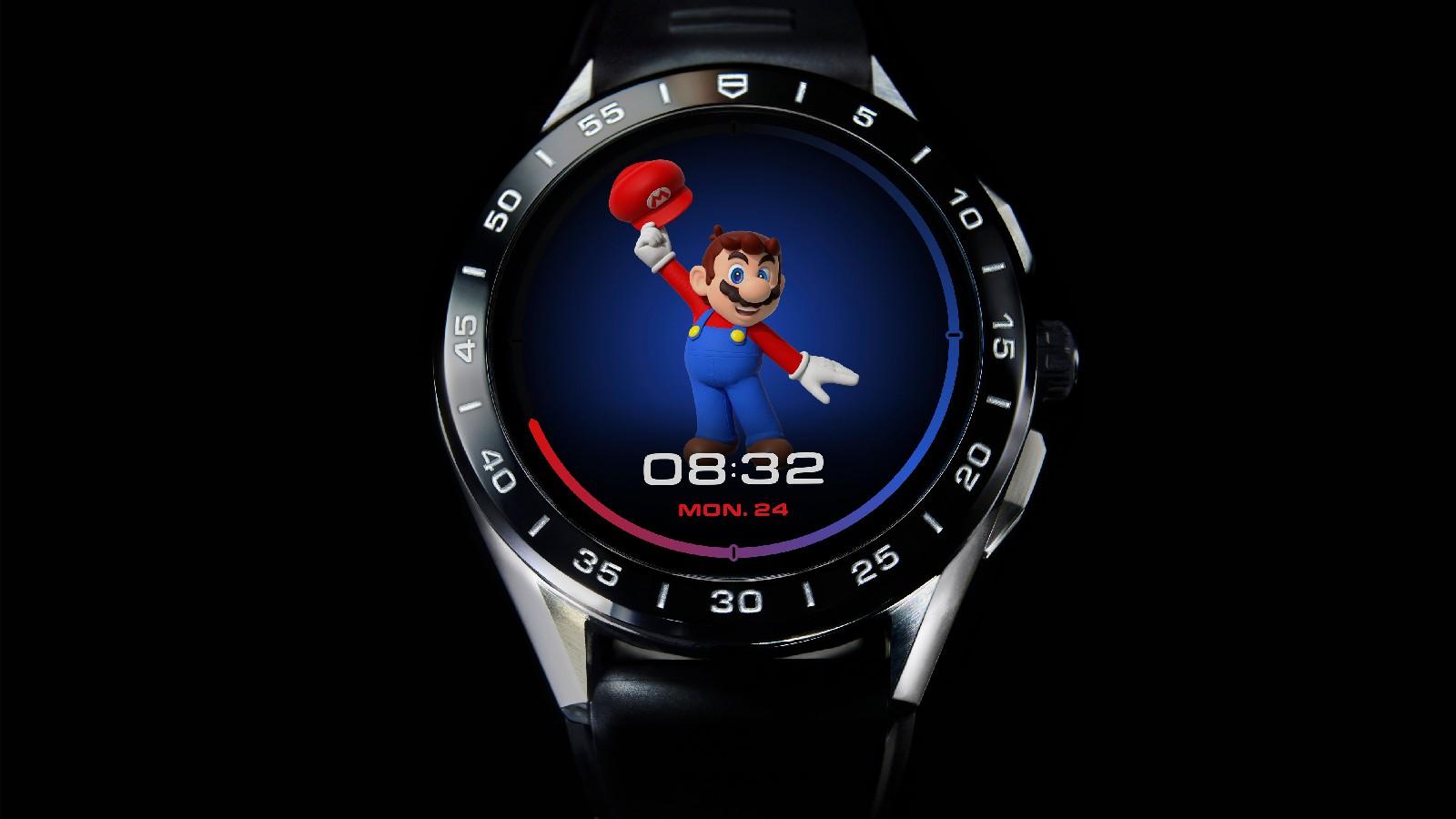Super drahé hodinky Mario od Tag Heuer přichází na trh