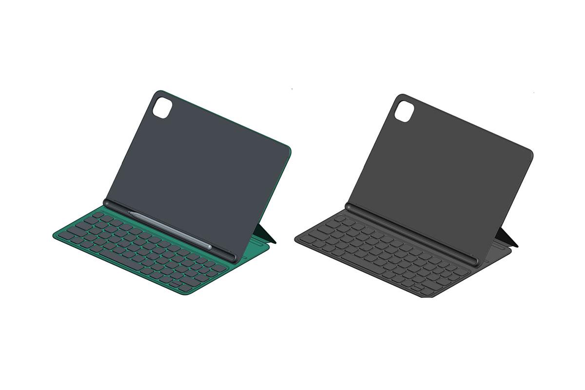 Xiaomi Keyboard Cover pro tablet vypadá jako klávesnice od Applu