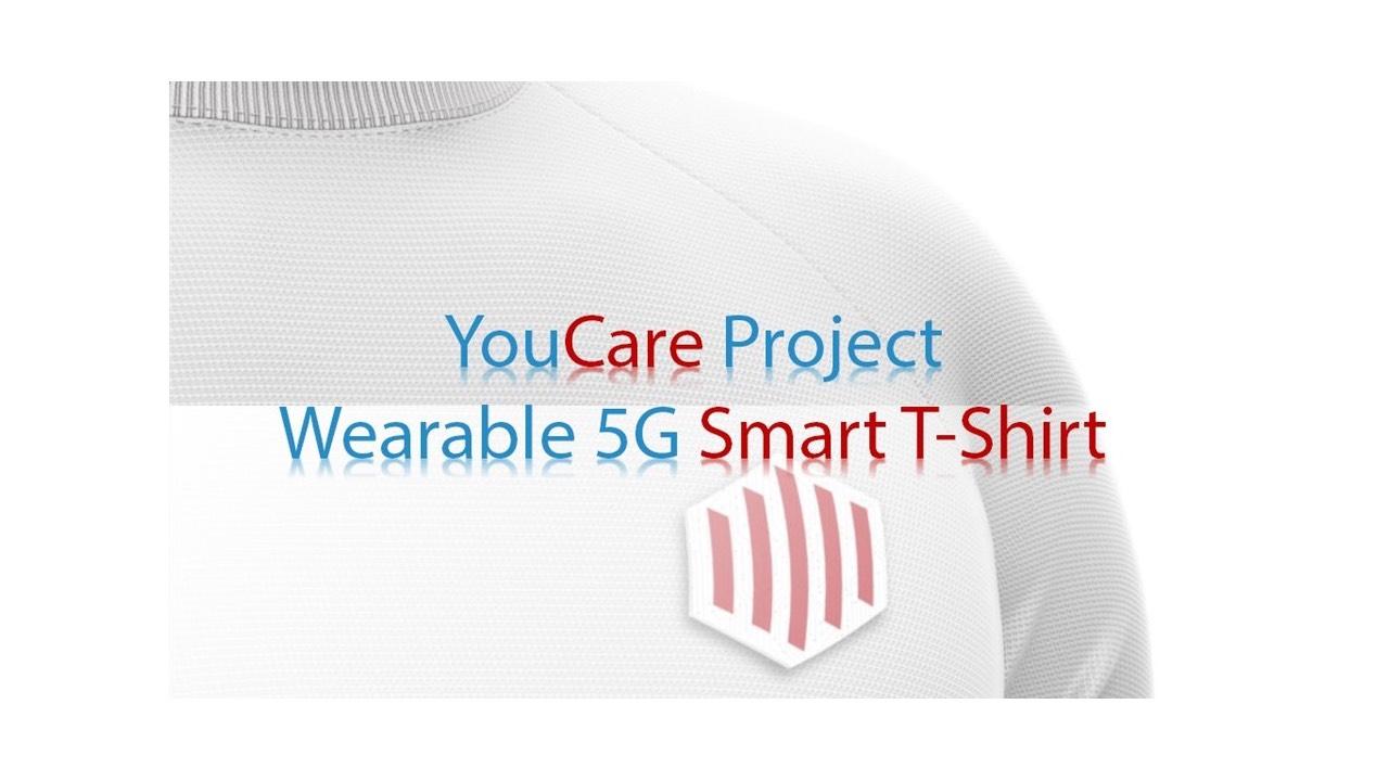 YouCare dokáže monitorovat zdraví pouhým tričkem