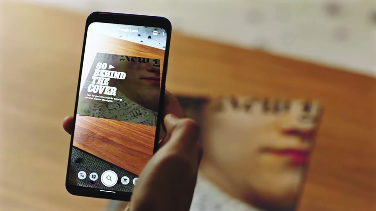 Google Lens dostane podstatné vylepšení