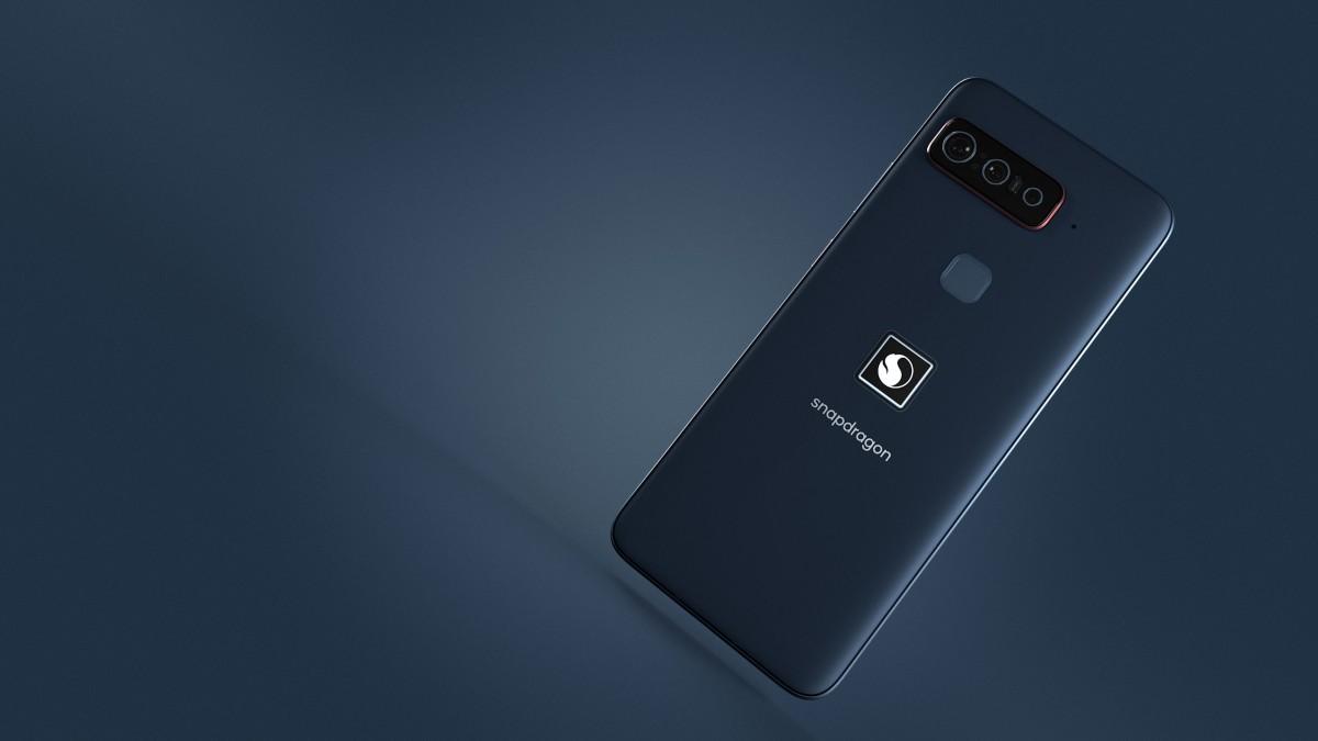 Qualcomm představil smartphone ve spolupráci s Asusem