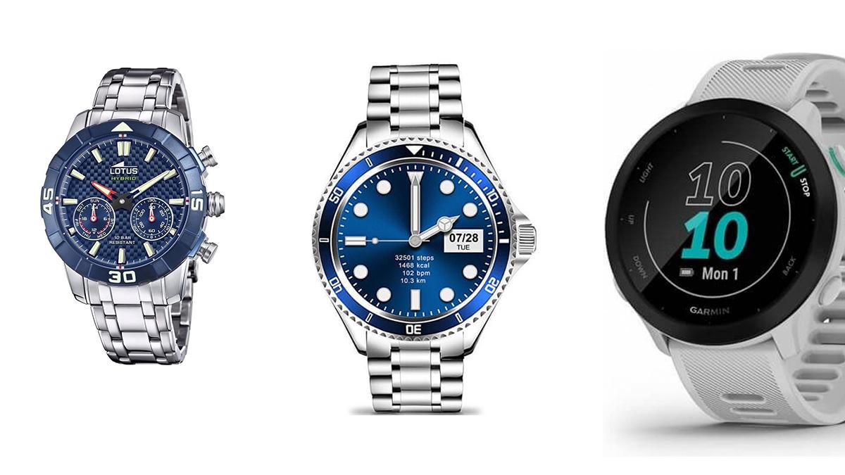 Chytré hodinky nově v obchodech – pro sportovce, pro děti, i luxusněji vypadající