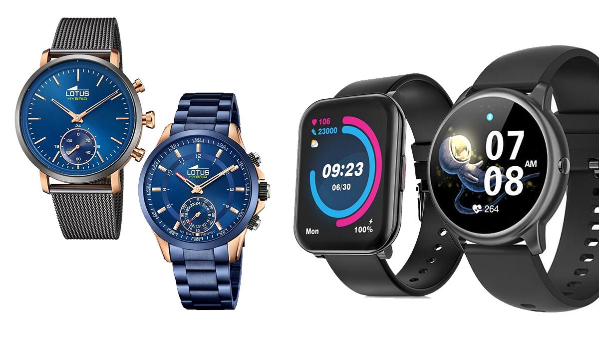 Chytré hodinky nově v obchodech – levnější, designové a hrybridní