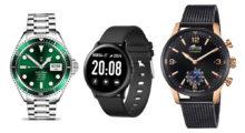 Chytré hodinky nově v obchodech – Klein, Lotus a jiné zajímavé modely, i luxusnějí vyopadající