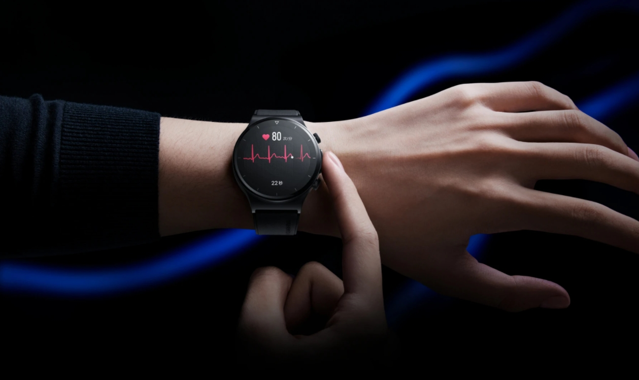 Huawei Watch GT 2 Pro ECG jsou nové chytré hodinky