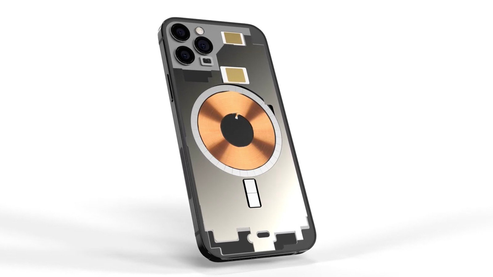 iPhone 13 s reverzním bezdrátovým nabíjením a větší cívkou