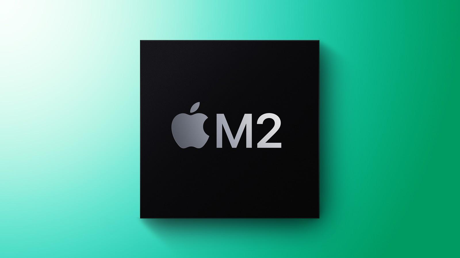 M2 čip už brzy v kompletně přepracovaném MacBooku Air