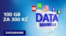 O2 vrací 100GB nabídku za 300 Kč