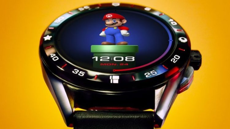 tag heuer nintendo super mario watch 1 770x433 770x433x