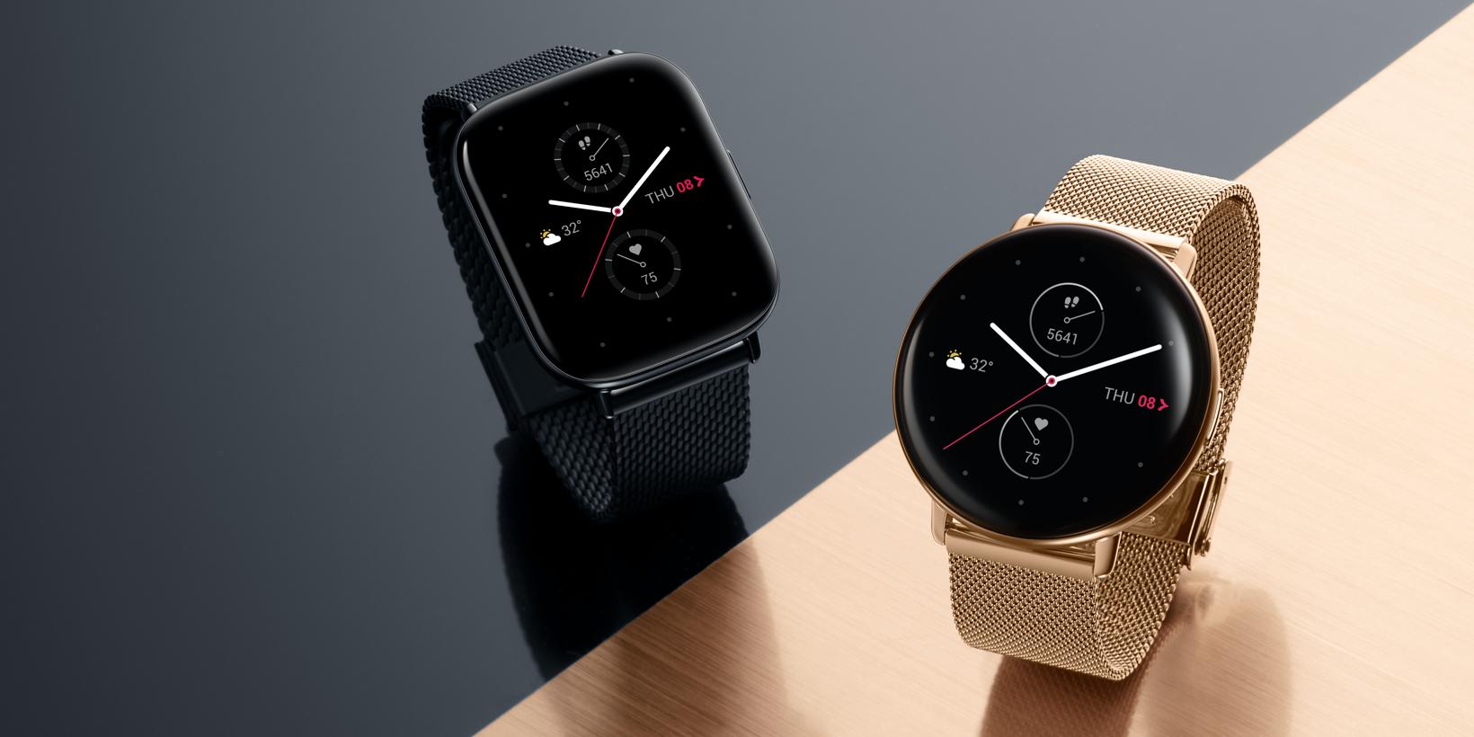 Výrobce hodinek Huami představil nový procesor a operační systém