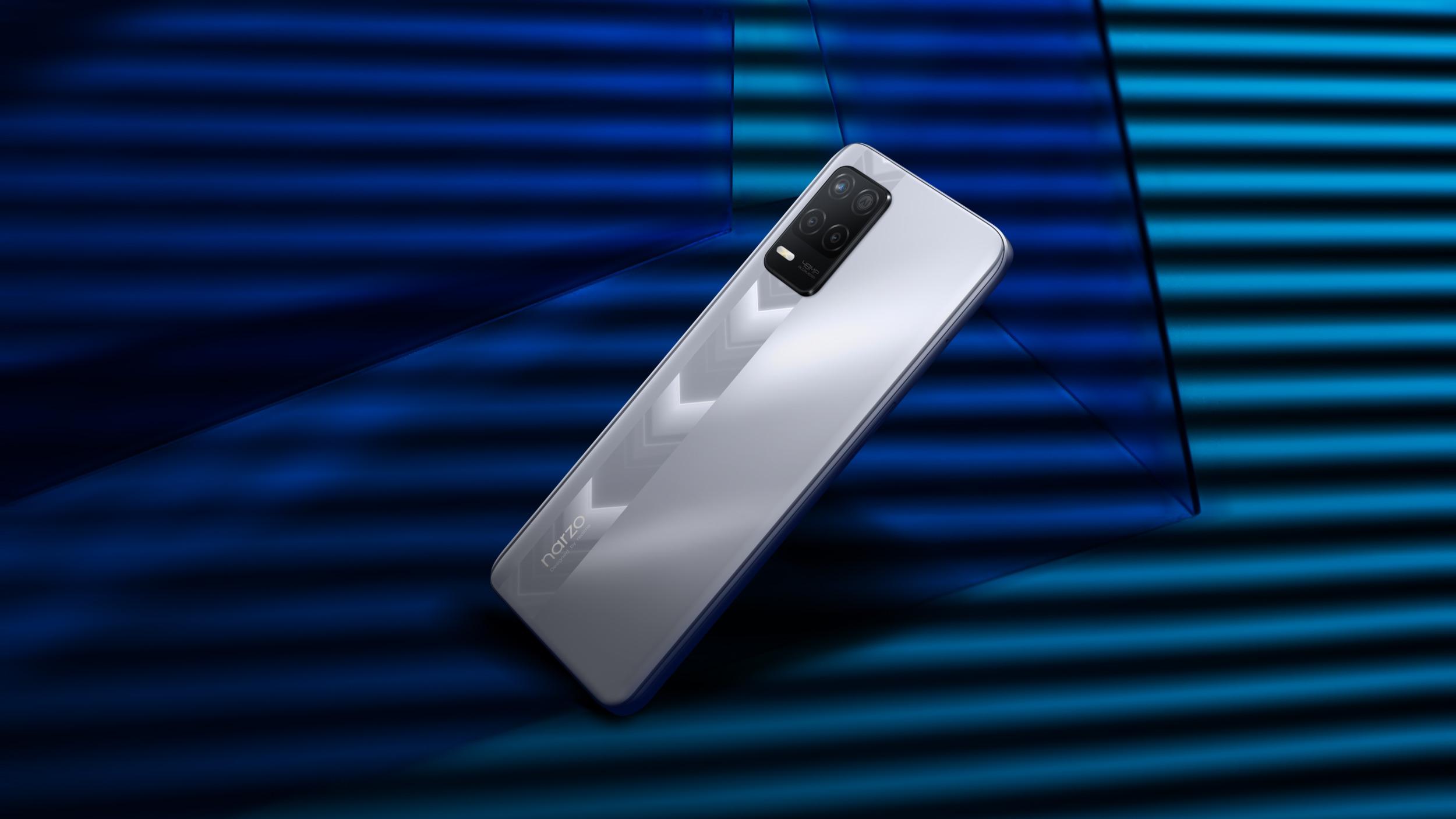 Realme Narzo 30 5G oficiálně v Česku