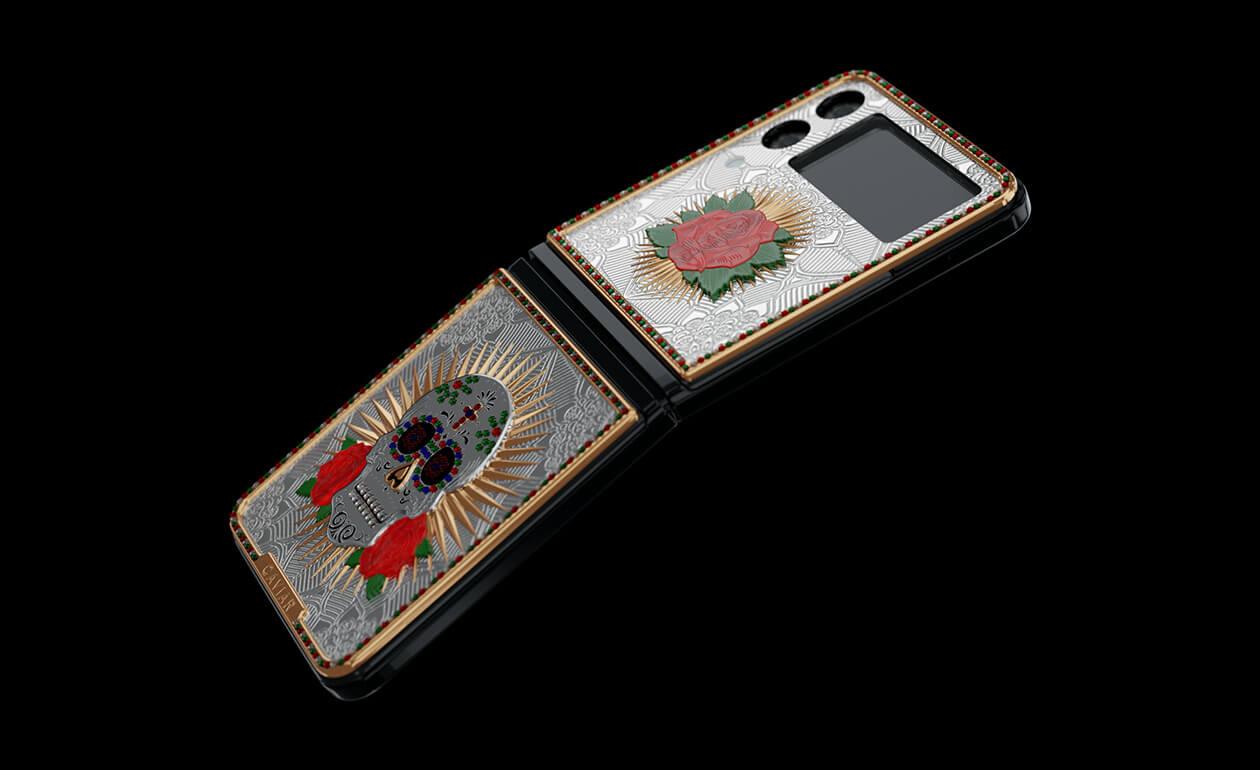 Caviar odhalil luxusní verze doposud nepředstavených modelů Samsung Galaxy Z Fold3 a Z Flip 3
