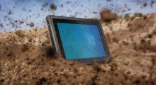 WEROCK představuje plně odolný tablet Rocktab U210