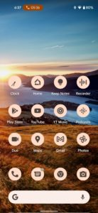 Android 12 Google Phone ongoing call 1 945x2048x
