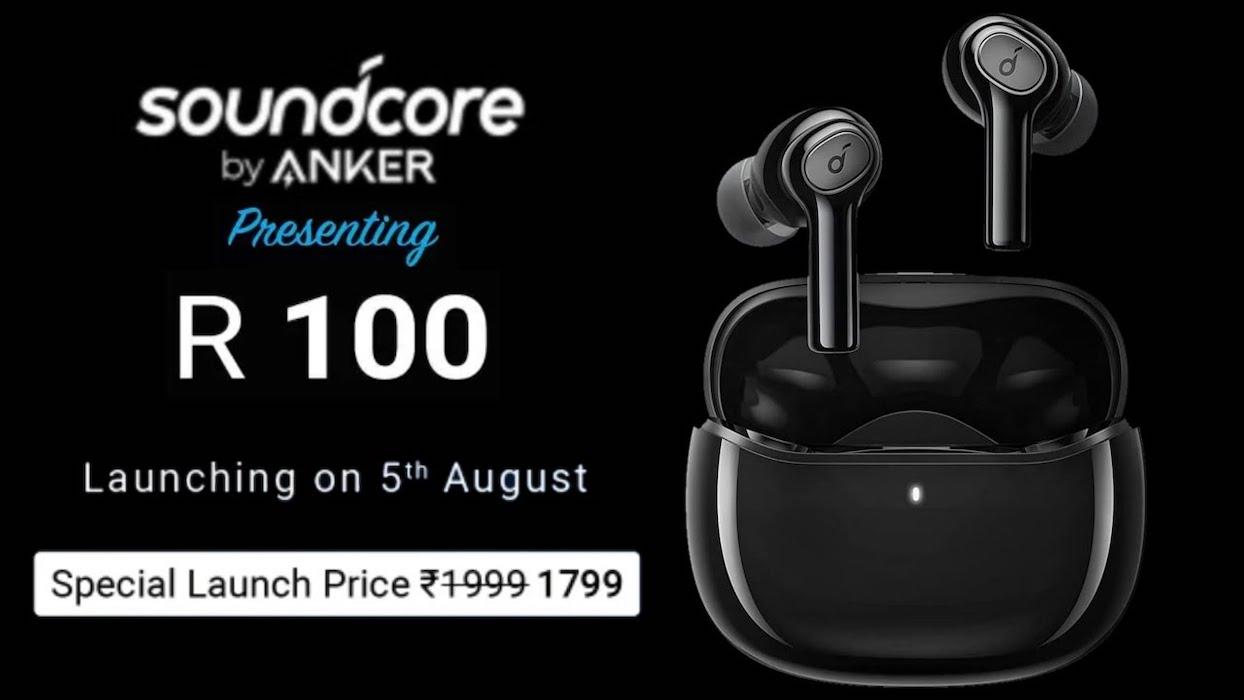 Anker představil levná sluchátka Soundcore R100
