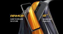Ulefone Armor 12 – odolnost se spojuje s elegancí