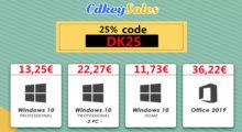 25% sleva nejen na Windows 10 a Office 2019 [sponzorovaný článek]