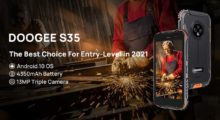 Doogee S35 přichází jen s nejnutnější výbavou
