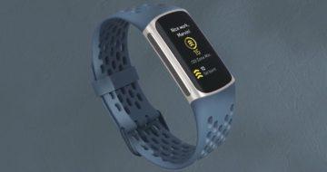 Fitbit Charge 5; Zdroj: Fitbit