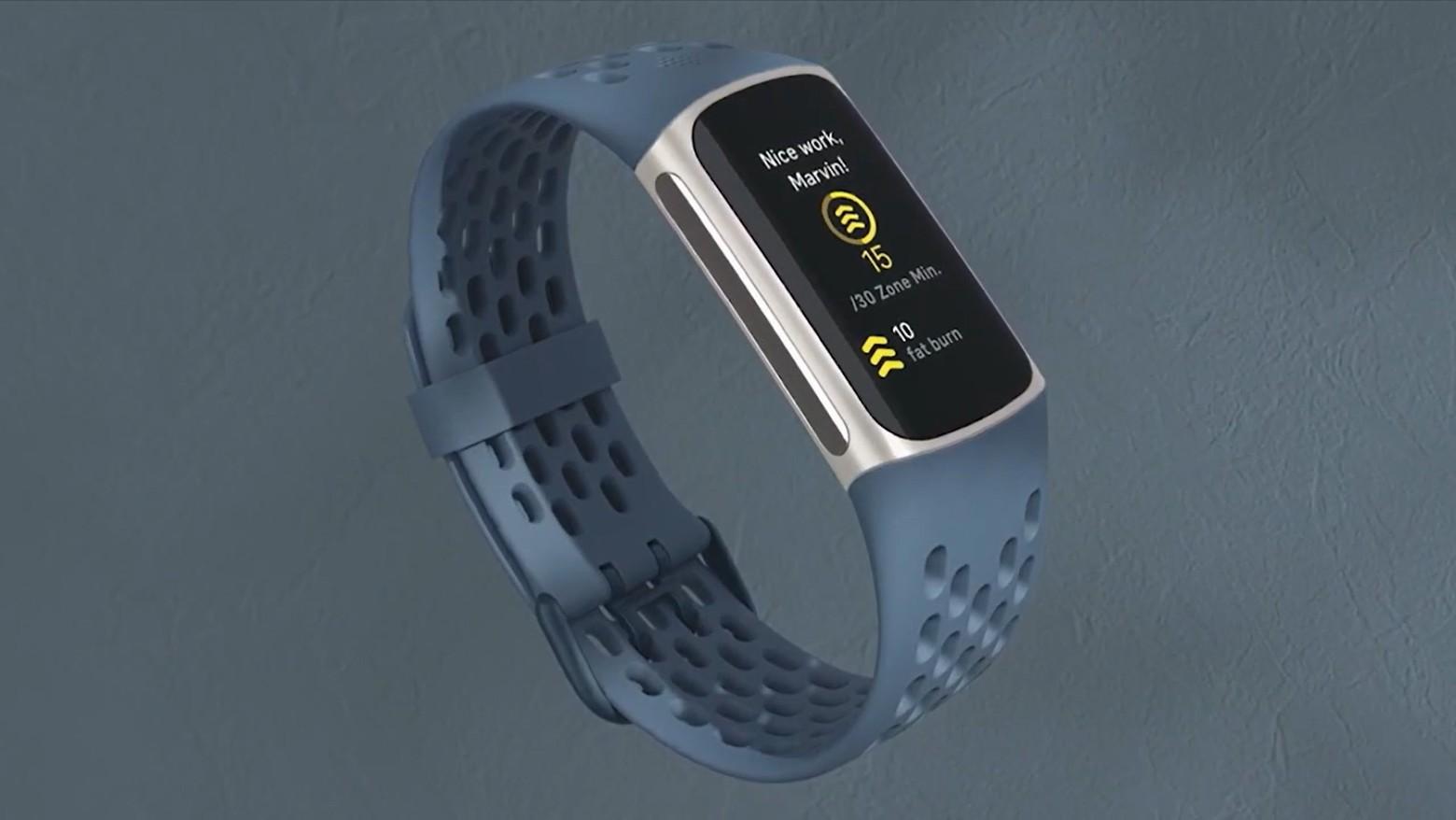 Fitbit Charge 5 oficiálně, mini trenér na zápěstí