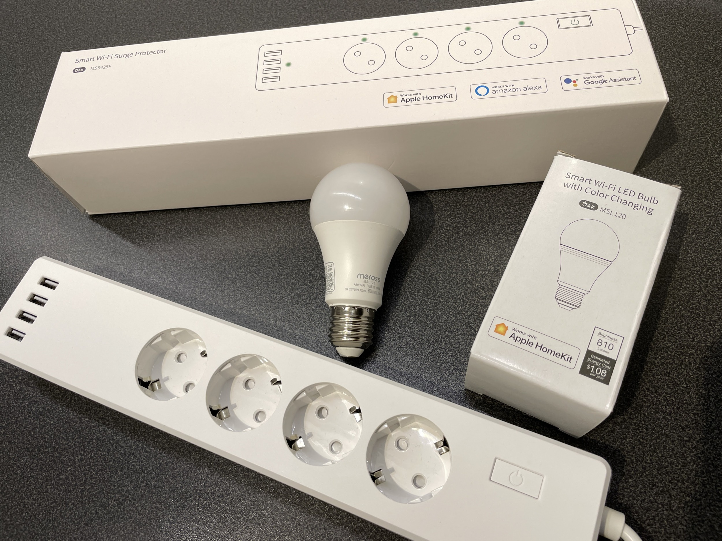 Chytrá žárovka a zásuvka Meross – pomocníci do domácnosti, které prostě potřebujete [recenze]