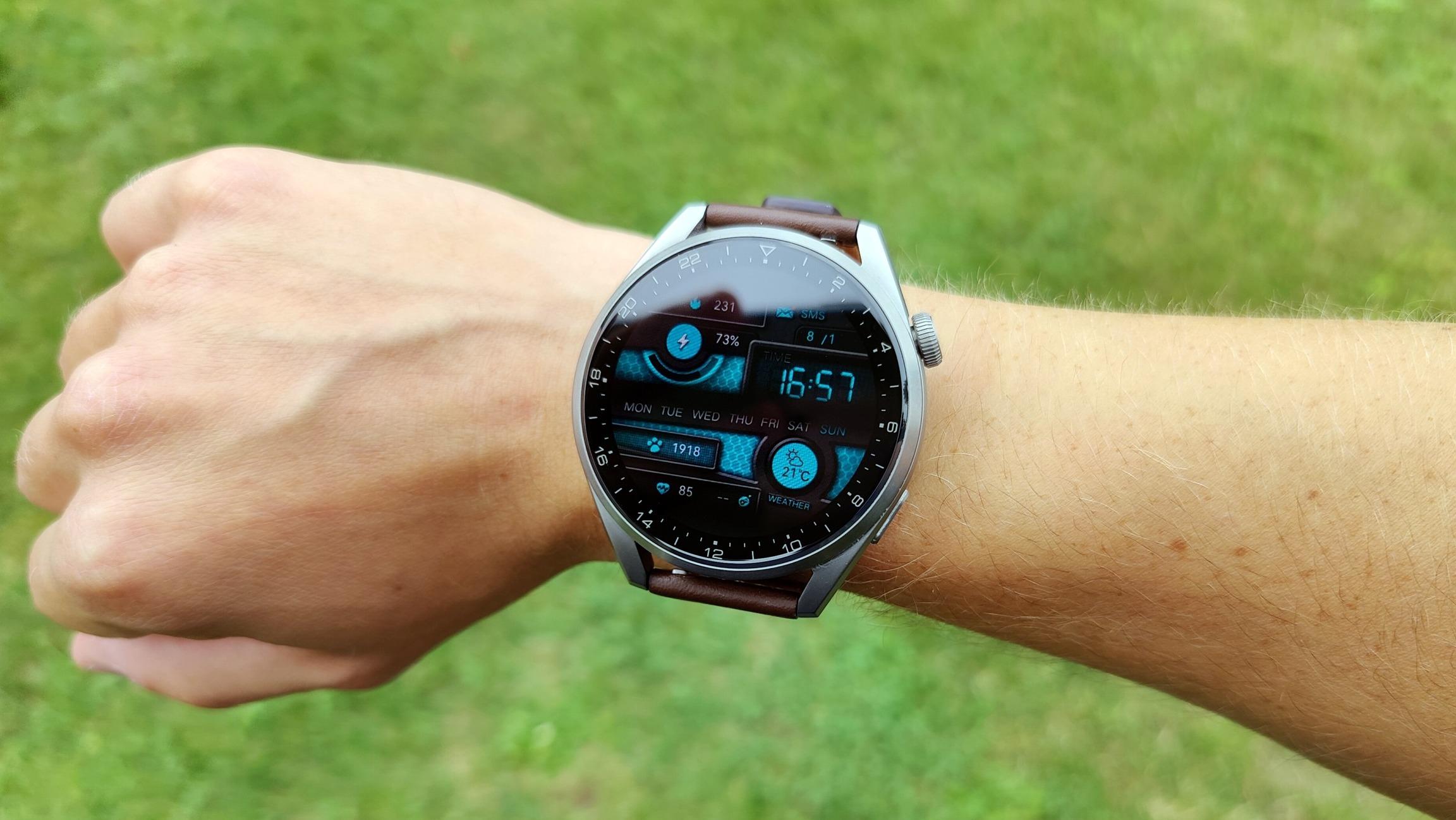 Huawei Watch 3 Pro – nejen o HarmonyOS a luxusním zpracování [recenze]
