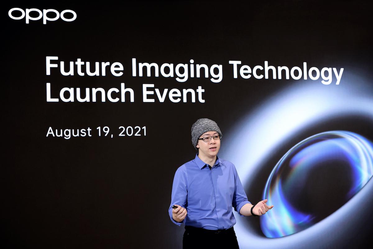 Oppo představilo technologie pro lepší focení u smartphonů