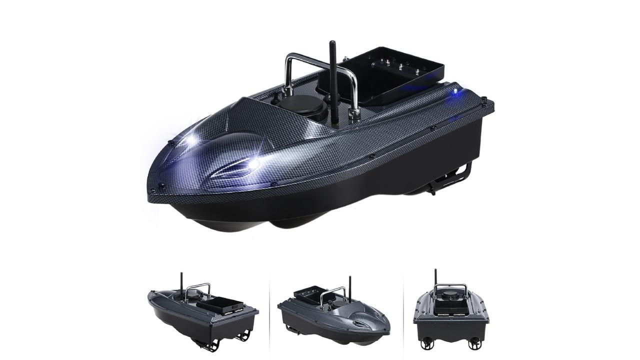 Rybařte ve velkém stylu s touto RC lodičkou [sponzorovaný článek]
