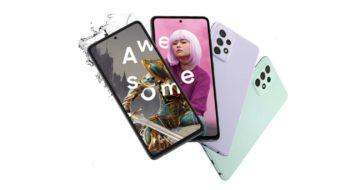 Galaxy A52s 5G; Zdroj: Samsung