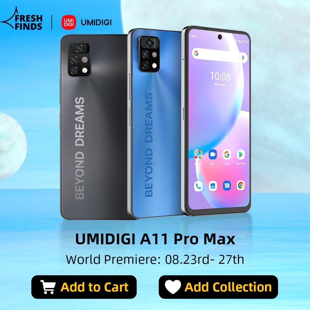 Umidigi A11 Pro Max 1000x1000x