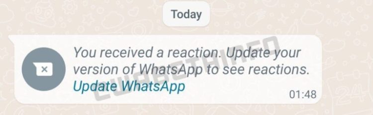 WA UPDATE TO SEE REACTION ANDROID 768x238 768x238x