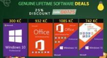 Windows 10 za hubičku? S tím vám pomůže Whokeys.com! [sponzorovaný článek]