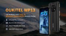 Oukitel WP13 míří do oficiálního prodeje