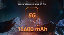 Oukitel dokončuje odolný telefon WP15 s 5G