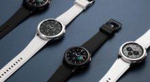 Galaxy Watch4 (Classic) představeny s Google Pay a Wear OS