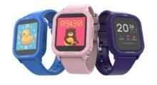 Dětské chytré hodinky iGet KID F10 pro věkovou kategorii 5 – 15 let jsou novinkou na českém trhu