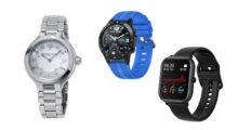 Chytré hodinky nově v obchodech – extra levné, i extra luxusní