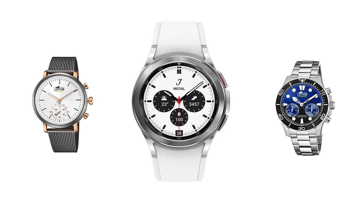 Chytré hodinky nově v obchodech – Galaxy Watch 4, hybridní hodinky a levný náramek