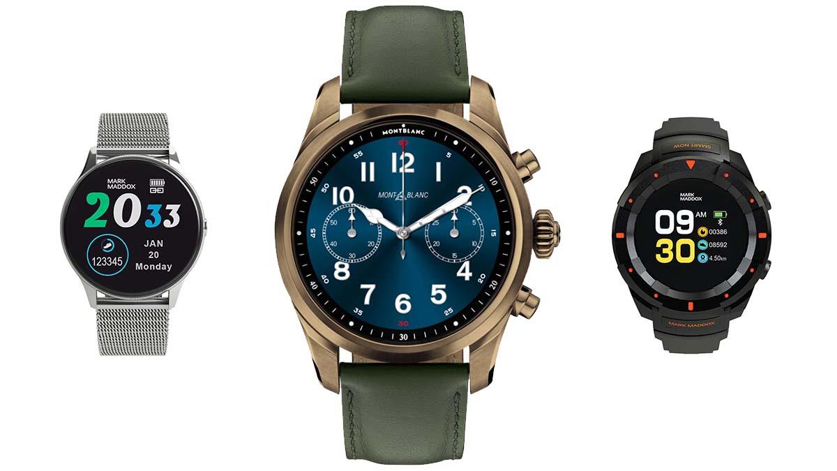 Chytré hodinky nově v obchodech – luxusní, elegantní, pro děti a i pro dámy