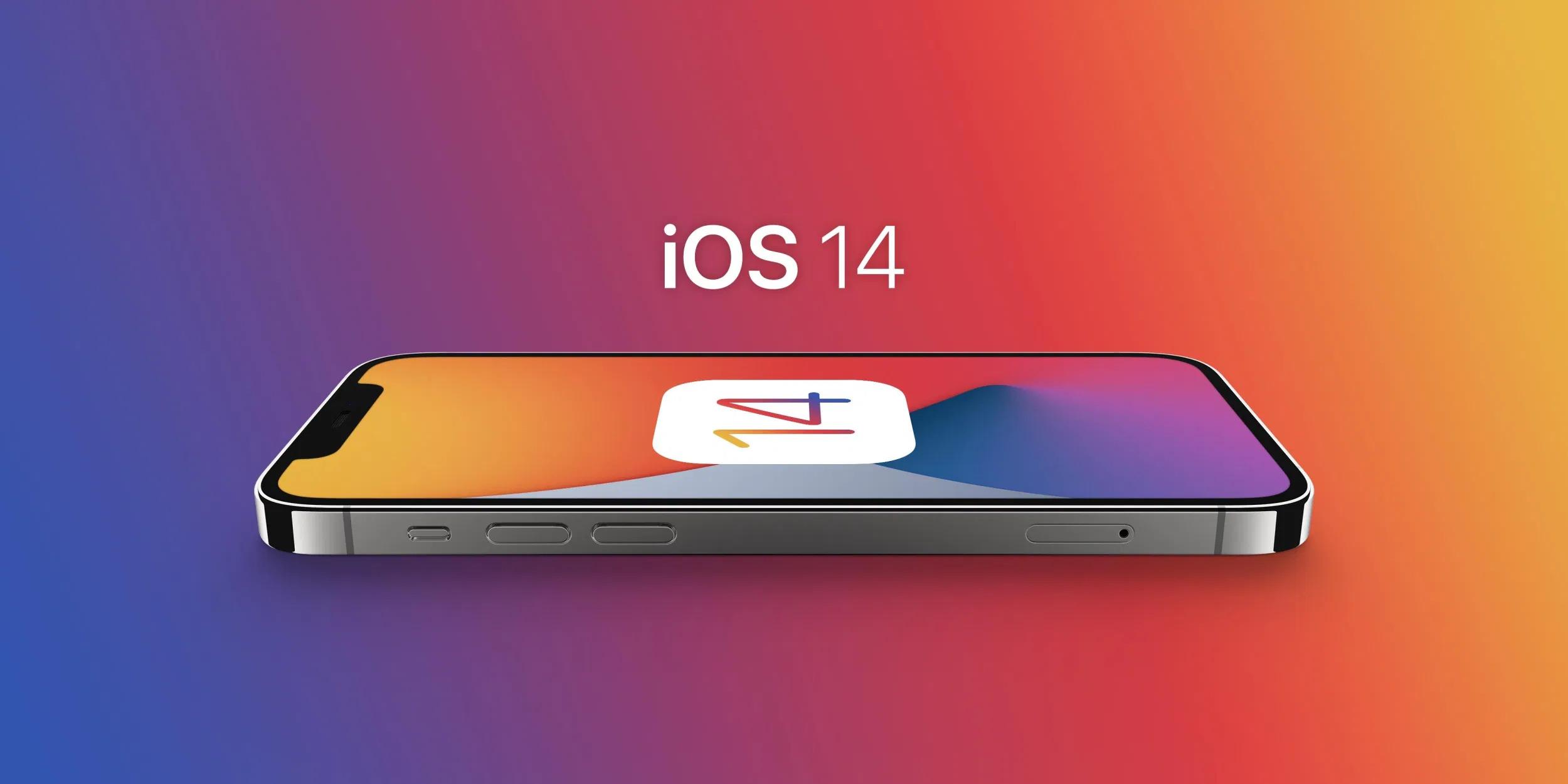 Apple chystá iOS 14.8, poprvé iOS s přídavkem .8