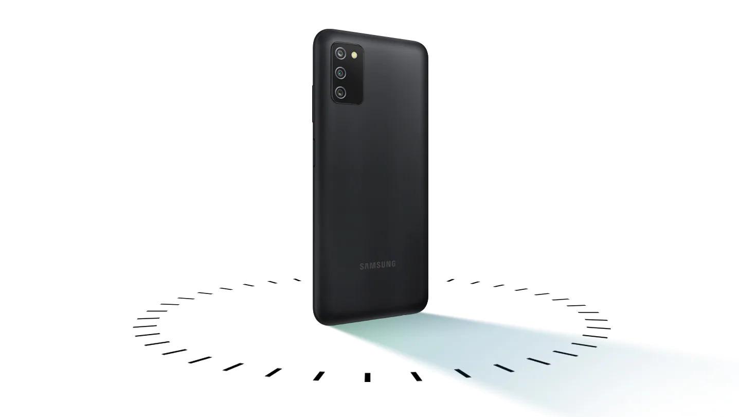 Galaxy A03s je levnější novinka s pořádnou baterií