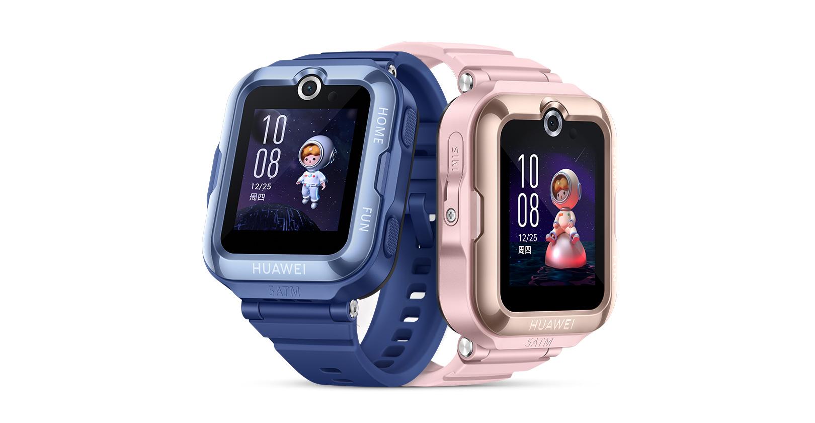 Huawei má nové dětské chytré hodinky