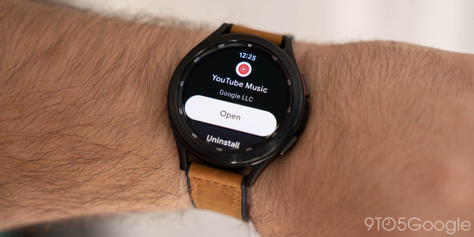 Youtube Music konečně pro hodinky, ale moc se netěšte