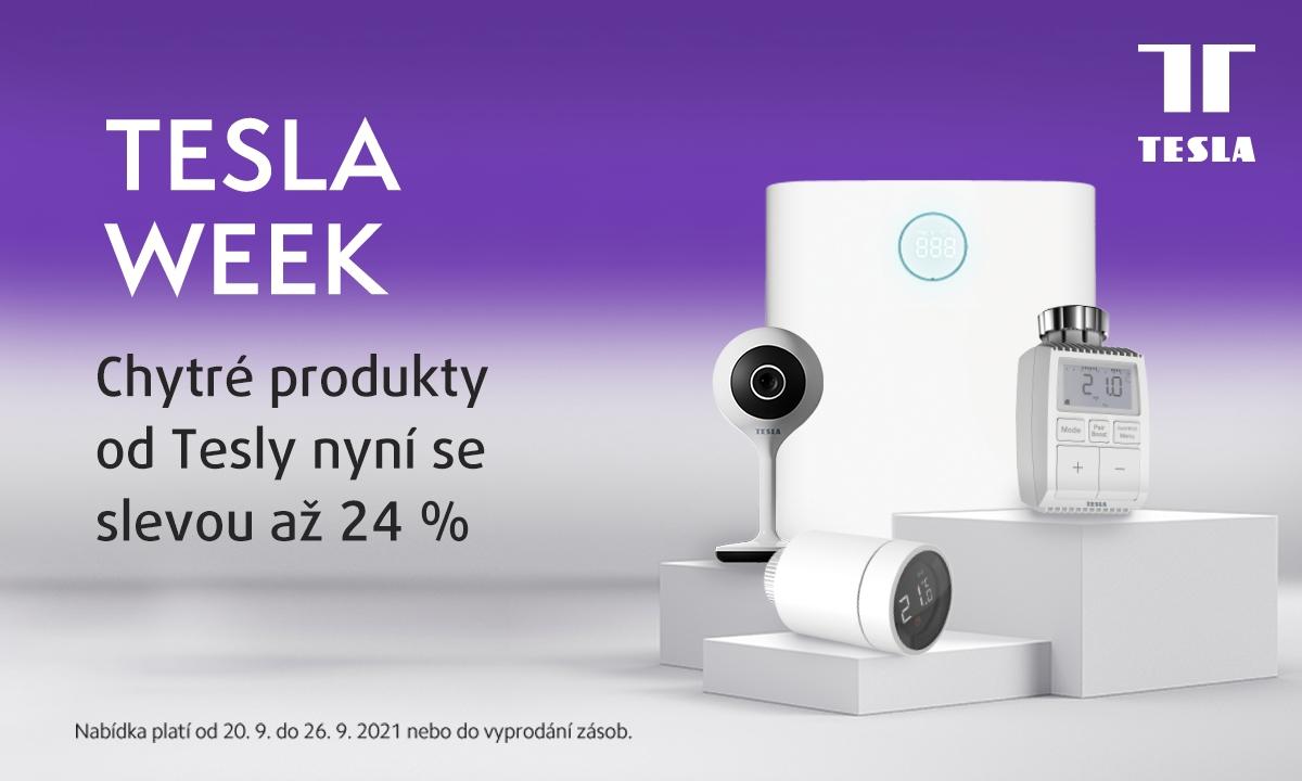 Tesla Week na e-shopu Smarty.cz [sponzorovaný článek]