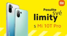 Posuňte své limity s telefony Xiaomi Mi 10T Pro![sponzorovaný článek]