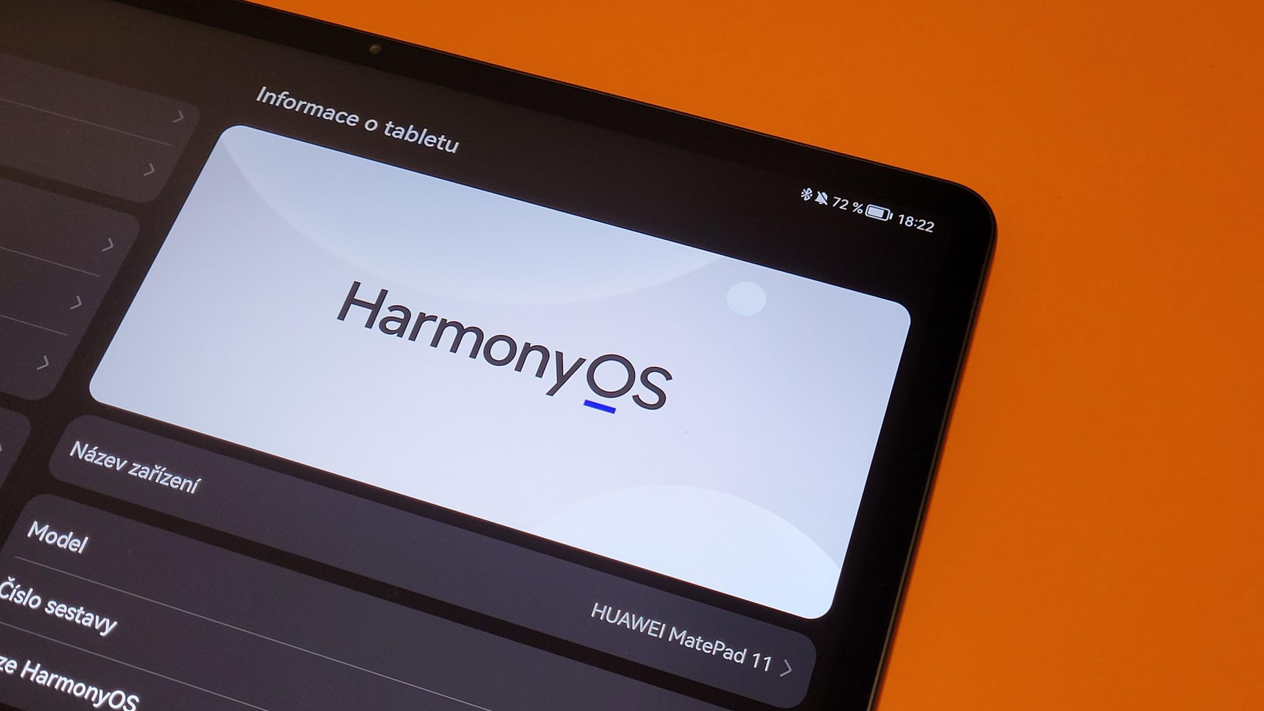 Harmony OS dosáhlo na 70 milionů uživatelů, aktualizace je dostupná pro téměř 100 zařízení