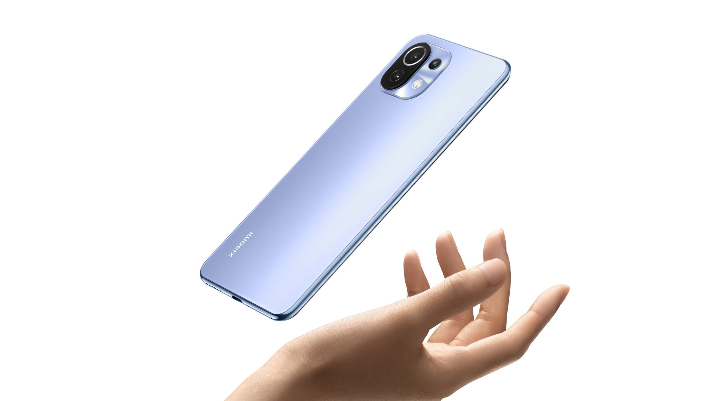 Xiaomi 11 Lite 5G NE je upravená novinka