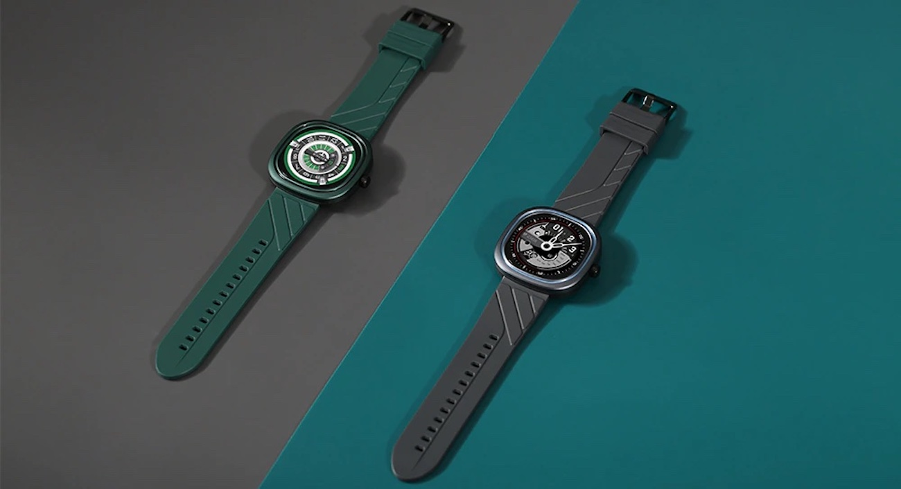 Doogee oficiálně odhalilo hodinky DG Ares